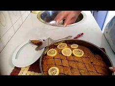 Bakina kuhinja sočna baklava bez kora (juicy baklava without bark) - YouTube