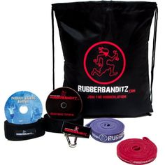 Rubberbanditz American Parkour Resistance Band Training Kit -- Be sure to check out this awesome product. (This is an affiliate link) #ExerciseBands
