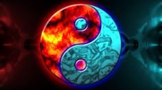 Ying Yang Bad : Forget your ying u and go fuck your yang my nerves are bad to night
