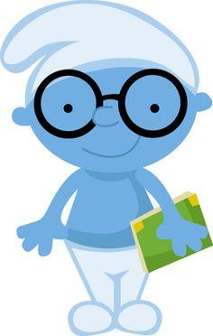 Os Smurfs - Minus