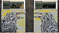 By @s.h.a.b (globalstreetart.com/shab) #globalstreetart #graffitiart #spray #artistspotlight