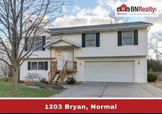 -->OPEN HOUSE<-- When: Saturday, December 16 from 1 PM to 3 PM AND Sunday, December 17 from 1 PM to 3 PM  Where: 1203 Bryan, Normal  #bnrealty #kellerwilliamsbloomington #blono #kwbloomington #kw #unit5schools #unit5 #normalhomes #normalhouses