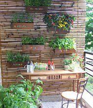 Linda horta vertical