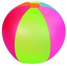 Giant Beach Ball  Huge Inflatable 48 Beach Ball  Jumbo Fun Sized * You can find more details by visiting the image link.Note:It is affiliate link to Amazon.