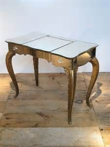 1930s French Mirrored Dressing table by Maison Jansen