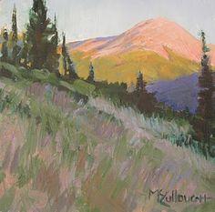 Susan McCullough -plein air painter