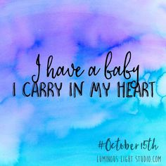 Miscarriage and infant loss awareness month 💗💙💗💙 Miscarriage Remembrance, Miscarriage Quotes, Miscarriage Awareness, Pcos Infertility, Infant Loss Awareness, Pregnancy And Infant Loss, Pregnancy Stages, Ectopic Pregnancy, Stillborn
