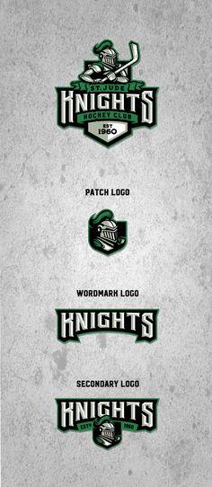 St. Jude Knights Logo Concept on Behance