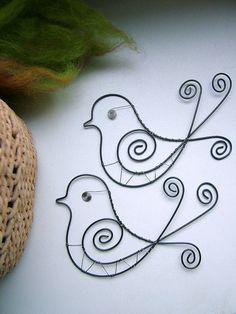 Dekorácie - vtáčik - 4976087_