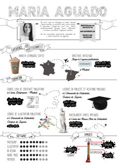 To get the job, you a need a great resume. The professionally-written, free resume examples below can help give you the inspiration you need to build an impressive resume of your own that impresses… Cv Design, Resume Design, Page Design, Graphic Design, Portfolio Resume, Portfolio Design, Portfolio Ideas, Cv Web, Cv Inspiration