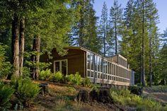 Sebastopol Residence by Turnbull Griffin Haesloop Architects » CONTEMPORIST