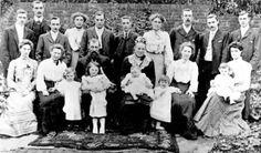 F.W. Boreham's family