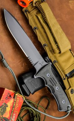 Chris Reeve Large Green Beret Tactical Fixed Knife Blade @aegisgears