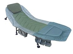 THESEUS LOUNGER 6 LEG BEDCHAIR – FULLY PADDED WITH ADJUSTABLE LEGS