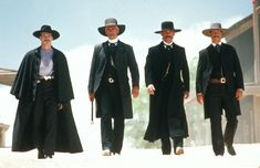 """""""Evidently Mr. Ringo's an educated man. Now I really hate him."""" I could watch Tombstone over and over again.."""