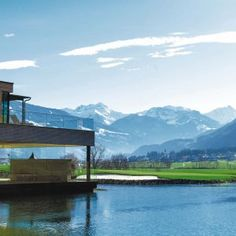 Sportresidenz Zillertal: Hole in one - LIFESTYLEHOTELS Extreme Activities, Traditional Saunas, Going For Gold, Relaxation Room, Mountain Bike Trails, Infrared Sauna, Hole In One, Paragliding, Lush Green
