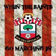Southampton Fc Logo Wallpaper Wallpapers Pinterest