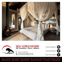 New World Safaris ------------------ VIP Transfers | Tours | Safaris ------ Follow us on Facebook facebook.com/newworldsafaris Game Lodge, Lodges, Vip, South Africa, Traveling By Yourself, Relax, Tours, Facebook, Home Decor