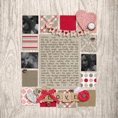 August 12th completed layout for the Summer Shadowbox challenge @ Sweet Shoppe Designs, come join the fun!