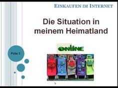 ▶ ZB1 Goethe/ÖSD: Ein Thema präsentieren - YouTube