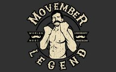 Movember Legend T-Shirt