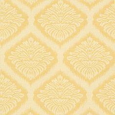 Mumbai Ikat #fabric in #gold from the Cypress collection. #Thibaut