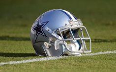 http://heysport.biz/ This helmet isn't worth $4 billion, but the Cowboys franchise is. (USATSI)