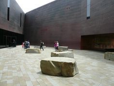 Andy Goldsworthy @ the HM De Young Museum, San Francisco