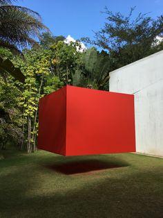 Red - Tsuruko Yamazaki. Inhotim Museu de Arte Contemporânea, Brumadinho / MG - Brasil