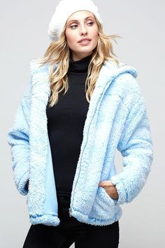 Check out the price on this one! What a deal! Two-Toned Sherpa ... Shop it here now http://www.rkcollections.com/products/two-toned-sherpa-hoodie-jacket?utm_campaign=social_autopilot&utm_source=pin&utm_medium=pin