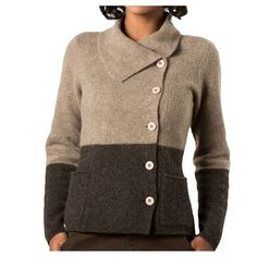 Horny Toad Merino Heartfelt Sweater - Merino Wool, Button Front (For Women))