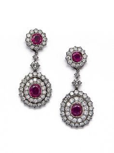 ruby and diamond set leads Bloomsbury's Jewellery sale in Rome