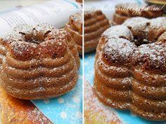 Постигая искусство кулинарии... : Кексы из черствого хлеба (Bayat Ekmekli Kek)
