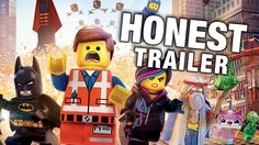 In the Honest Trailer for 'The LEGO Movie,' Everything is Comically Awesome [VIDEO] - https://magazine.dashburst.com/video/honest-trailer-the-lego-movie/