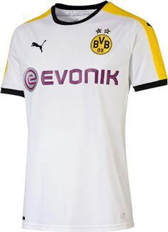 Borussia Dortmund Alternate Kit 2016-17