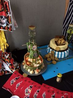 17 Best images about Anniversaire de pirate on Pinterest | Happy birthday, Pirates and Cupcake