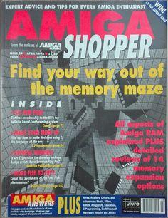 Amiga Shopper Magazine Issue 24