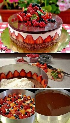 Easy eat to prepare a cheese cake
