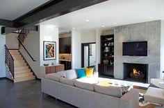 Samish Island Residence, Dewsigns Northwest Architects