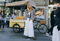 All the best street style photos from Milan Fashion Week Spring 2017.