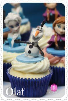 Frozen Cupcakes & Desserts