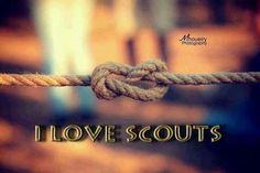 Love scouts