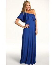 blue rachel pally maxi dress fourth of july