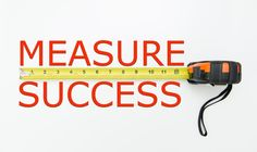 When you finish a project for a client do you look to revenue as the only way to measure success?