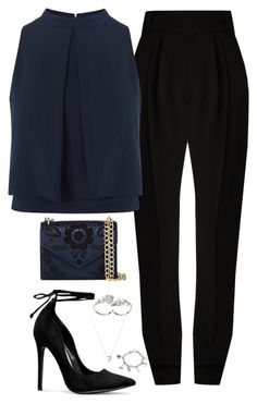 """""""Untitled #233"""" by bellaxoxx on Polyvore featuring Haider Ackermann, Cynthia Rowley, Apples & Figs, Links of London and Marvel"""