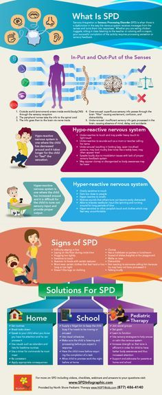 sensory processing disorder overview for parents