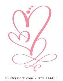 Valentines Diy, Happy Valentines Day, Heart Tattoo Designs, Heart Tattoos, Neck Tatto, Infinity Tattoos, Towel Crafts, Tatoo Art, Stock Foto