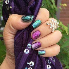 "43 Likes, 5 Comments - Sally Sparks-Cousins (@sallysparkscousins) on Instagram: ""Today's new left hand Mani #Jamberry #jamberrynails #JamAndSparkle #splashjn #razzledazzlejn…"""
