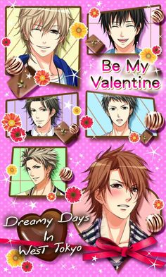 be my valentine otome game