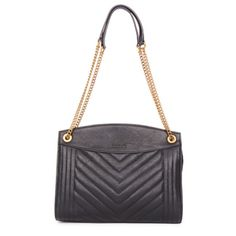 Giftry - The social wish list that helps you get (or give) the gifts you actually want. Quilted Leather, Shoulder Bag, Lady, Galeries Lafayette, Catwalk, Products, Fashion, Bags, Moda